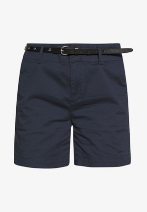 WITH A BELT - Shorts - night
