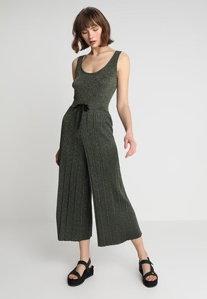 ALL-IN-ONE - Tuta jumpsuit - green/black