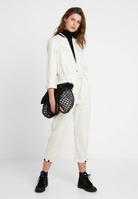 Scotch & Soda - BRUTUS COLAB ALL IN ONE WITH BIG BACK EMBROIDERY - Jumpsuit - ecru - 2
