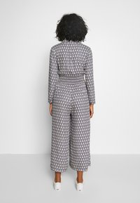 Scotch & Soda - ALLOVER PRINTED ALL IN ONE - Jumpsuit - blue/white - 2