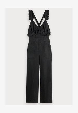 Cupro blend - Jumpsuit - black
