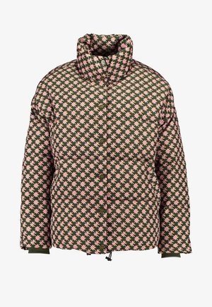 TECHNICAL JACKET IN PRINTS - Zimní bunda - combo