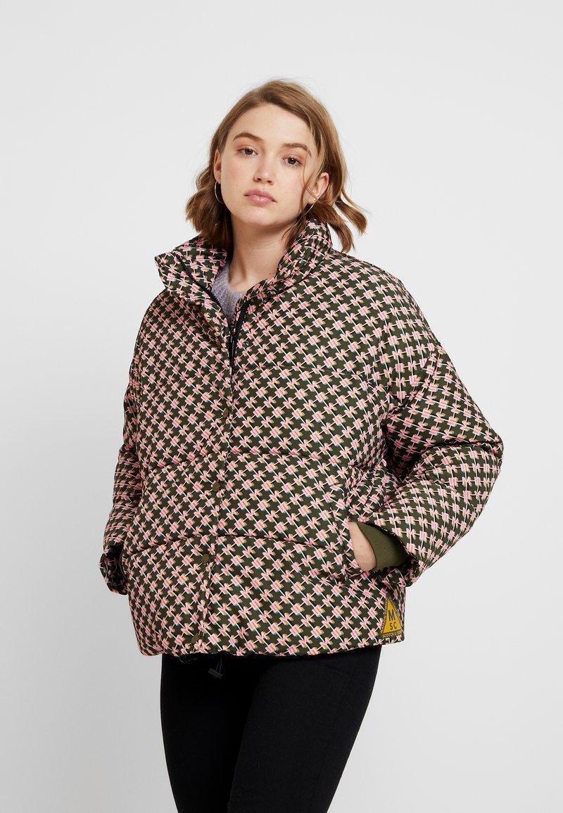 Scotch & Soda - TECHNICAL JACKET IN PRINTS - Winter jacket - combo