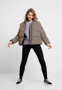Scotch & Soda - TECHNICAL JACKET IN PRINTS - Winter jacket - combo - 1
