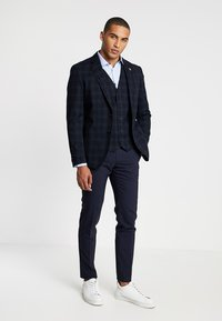 Scotch & Soda - CLASSIC IN YARN-DYED STRUCTURED QUALITY - Kavaj - combo - 1
