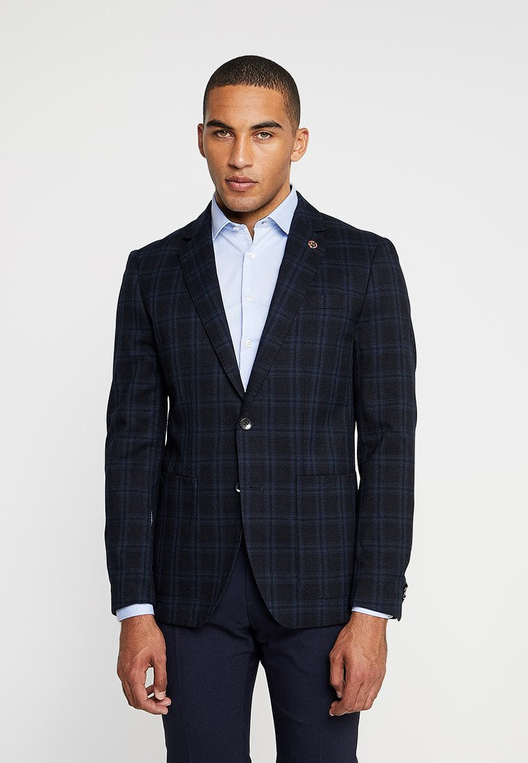 Scotch & Soda - CLASSIC IN YARN-DYED STRUCTURED QUALITY - Kavaj - combo