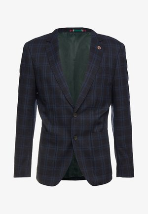 CLASSIC IN YARN-DYED STRUCTURED QUALITY - Blazer - combo