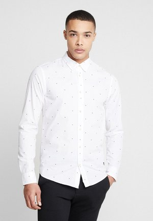 REGULAR FIT CLASSIC ALL-OVER PRINTED SHIRT - Hemd - combo