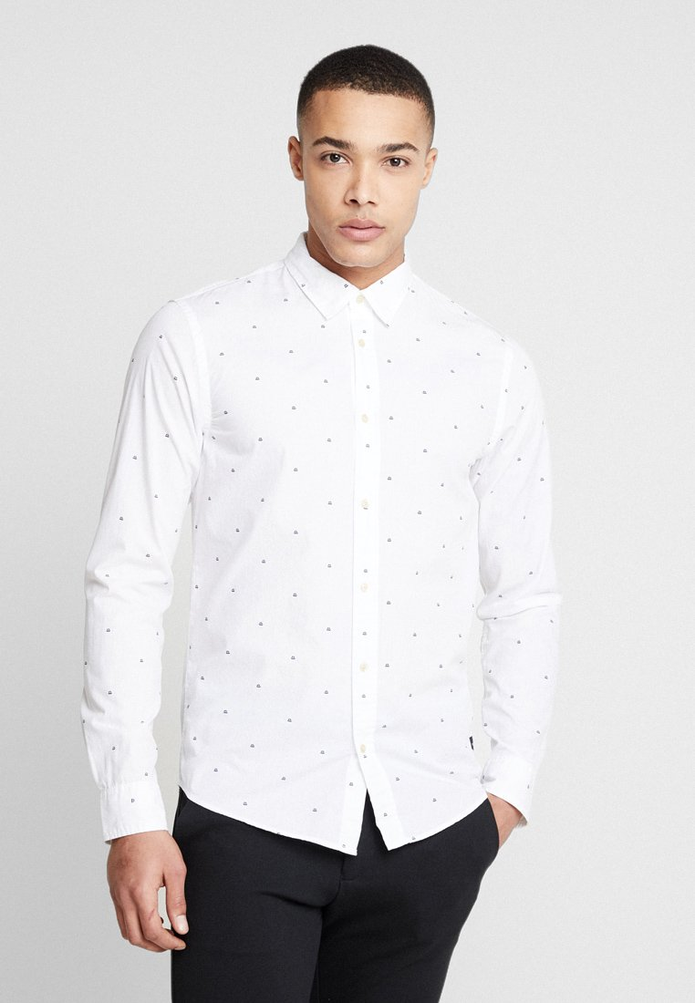 Scotch & Soda - REGULAR FIT CLASSIC ALL-OVER PRINTED SHIRT - Shirt - combo