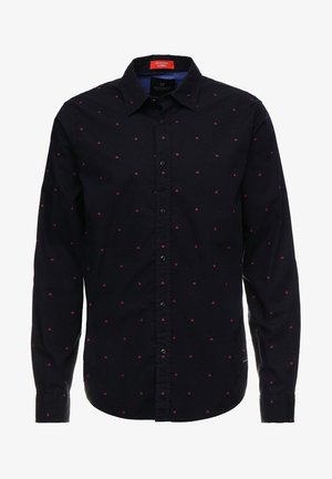 REGULAR FIT CLASSIC ALL-OVER PRINTED SHIRT - Overhemd - combo a