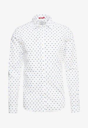 SLIM FIT CRISPY - Hemd - white
