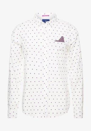 REGULAR FIT - Hemd - white