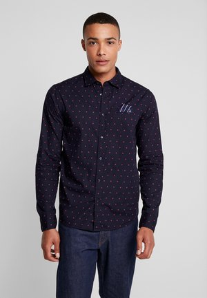REGULAR FIT - Hemd - dark blue