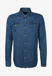 Scotch & Soda - MIT PASSEN - Overhemd - blue - 3