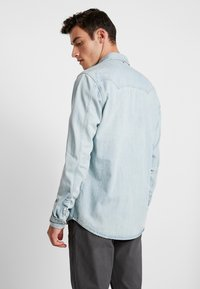 Scotch & Soda - WESTERN IN SEASONAL WASHES - Chemise - bleached indigo - 2