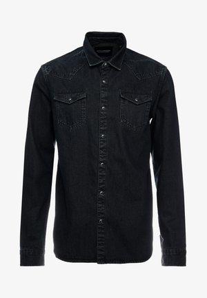 WESTERN IN SEASONAL WASHES - Košile - black