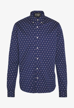 REGULAR FIT WITH MINI ALL OVER PATTERN - Camicia - combo