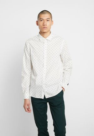 REGULAR FIT CLASSIC  ALL OVER PRINT SHIRT - Košile - offwhite