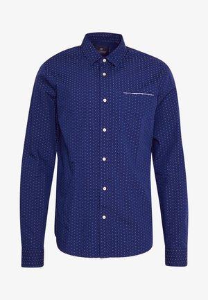 CHIC POCHET - Overhemd - blue