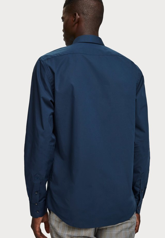 RELAXED FIT - Zakelijk overhemd - dark blue