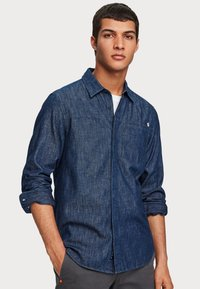 Scotch & Soda - Chemise - indigo - 0