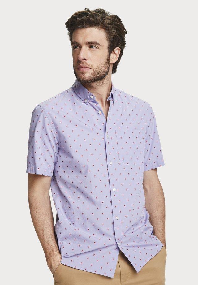 FIL COUPÉ REGULAR FIT - Overhemd - purple