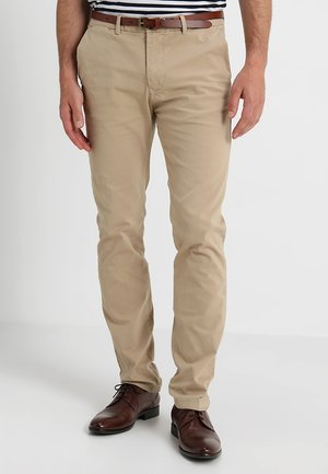 STUART - Pantalones chinos - sand