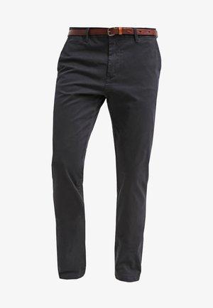 STUART - Chino kalhoty - night
