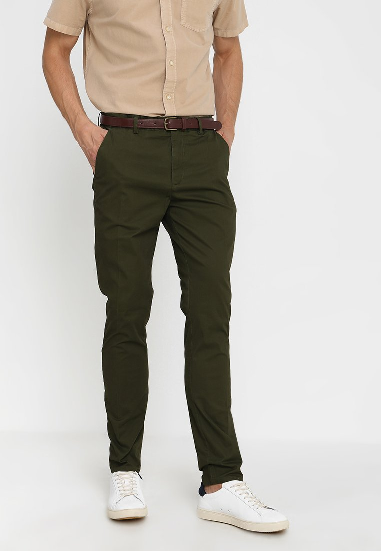 Scotch & Soda - CLASSIC CLEAN OUTLOOK - Stoffhose - pine
