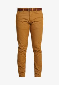 Scotch & Soda - MOTT CLASSIC - Chino kalhoty - walnut - 4