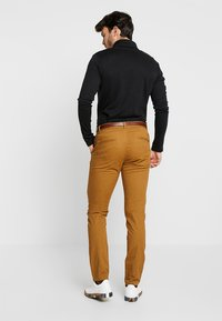 Scotch & Soda - MOTT CLASSIC - Chino kalhoty - walnut - 2