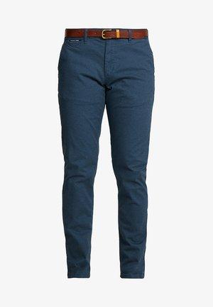 MOTT CLASSIC - Chino kalhoty - steel