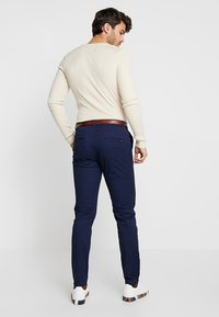 Scotch & Soda - MOTT CLASSIC - Chino - navy - 2