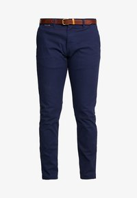 Scotch & Soda - MOTT CLASSIC - Chino - navy - 4