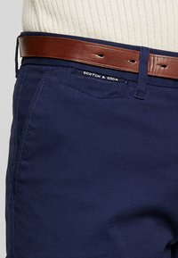 Scotch & Soda - MOTT CLASSIC - Chinos - navy - 5