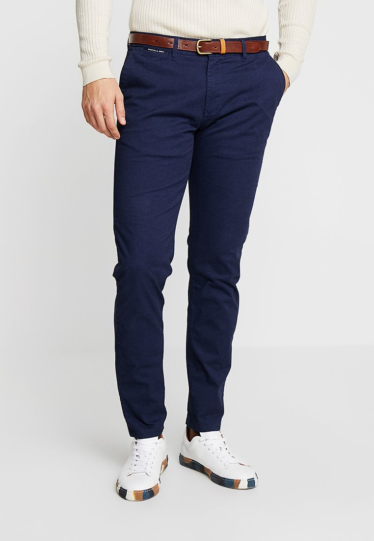Scotch & Soda - MOTT CLASSIC - Chinos - navy