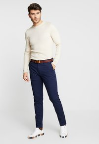 Scotch & Soda - MOTT CLASSIC - Chinos - navy - 1