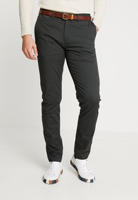Scotch & Soda - MOTT CLASSIC - Chinos - charcoal - 0