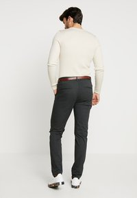 Scotch & Soda - MOTT CLASSIC - Chinos - charcoal - 2