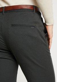 Scotch & Soda - MOTT CLASSIC - Chino kalhoty - charcoal - 3