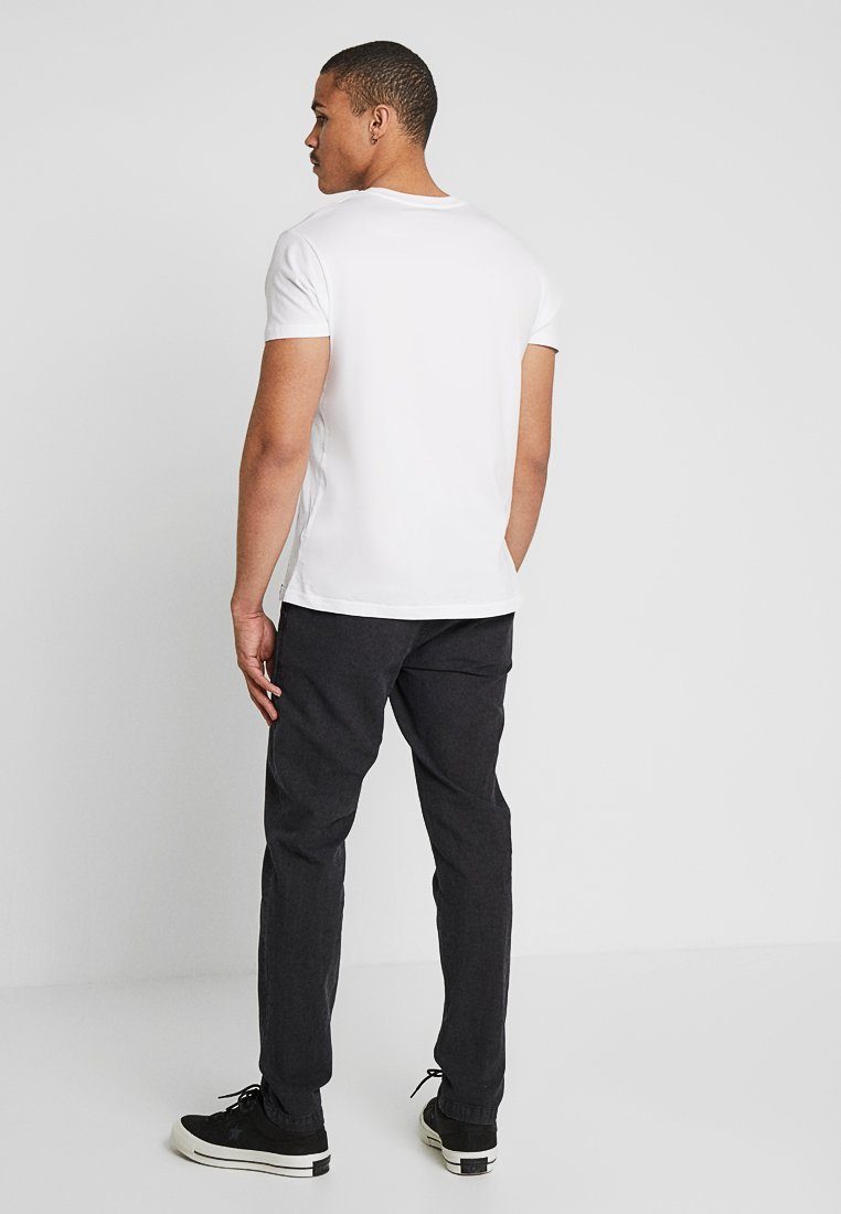 Black Dyed Scotchamp; Classique Warren BeachPantalon Soda Garment 1cKFlJ