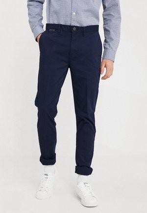 MOTT - Pantalones chinos - navy