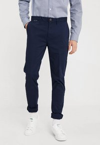 Scotch & Soda - MOTT - Chinot - navy
