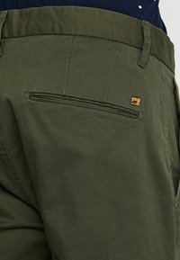 Scotch & Soda - MOTT - Chino kalhoty - military - 5