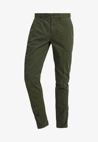 Scotch & Soda - MOTT - Chino kalhoty - military - 4
