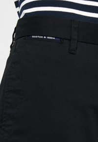 Scotch & Soda - MOTT - Pantalones chinos - black - 3