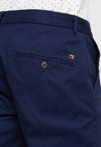 Scotch & Soda - MOTT CLASSIC - Chino kalhoty - navy - 5