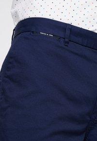 Scotch & Soda - MOTT CLASSIC - Chino kalhoty - navy - 3