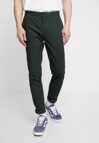 Scotch & Soda - MOTT CLASSIC - Chino kalhoty - green - 0