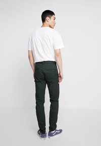 Scotch & Soda - MOTT CLASSIC - Chino kalhoty - green - 2